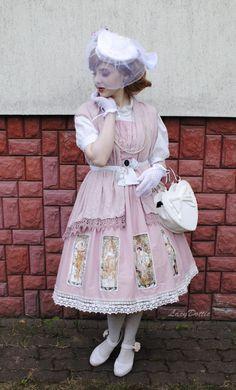 """BunnyChrystina // lacydottie:   An""""OTT"""" outfit (kinda). I tried..."""