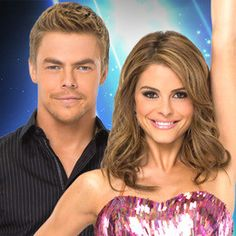 Dancing With The Stars Season 14 Spring 2012 Maria Menounos and Derek Hough