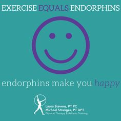 A great reason to exercise today!