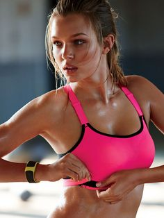 The Ultimate by Victoria's Secret Cross-Train Sport Bra - Victoria's Secret Sport - Victoria's Secret