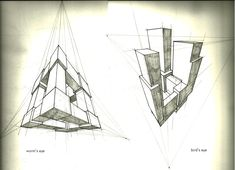 3 point perspective ref