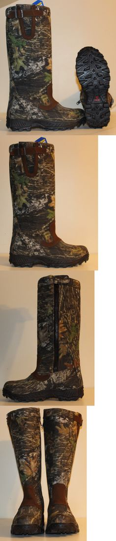 Hunting Footwear 153008: 16 Rocky Snake Boots, Mens, 10M, Gore-Tex, Side Zipper, New! BUY IT NOW ONLY: $99.99