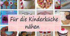 Hallo Zusammen, heute gibt es eine Freebooksammlung rund um das Thema: Für die Kinderküche nähen. Ob Geburtstag oder Weihnachten, sobald eine Kinderküch