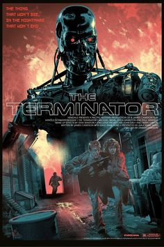 Cool Stuff: The Terminator Print Is The Nightmare That Won't End