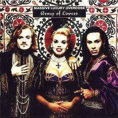 Army Of Lovers - Massive Luxury Overdose - Alexander Bard, Jean-Pierre Barda & Michaela Dornonville de la Cour