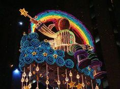 Natale in Colombia. Caribbean Sea, Christmas Lights, Deco, Seasons, Holiday, Dads, Colombia, Carnivals, Driveways