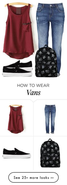 """""""♠BTS #13♠"""" by xxbettyxx on Polyvore featuring Vans, 13 and btswithbetty"""