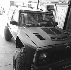 Modificaciones Jeep Xj, Jeep Fenders, Jeep Wk, Jeep Xj Mods, Jeep Cars, Jeep Cherokee Accessories, Jeep Accessories, Jeep Cherokee Sport, Jeep Grand Cherokee