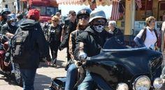Sylt, Harley Days, Berichterstattung 2014, Westerland, Rocker, Motorräder, Live-Style, HeidivomLande