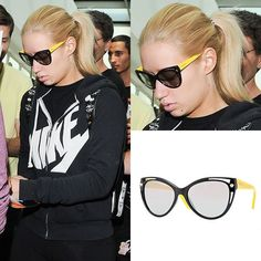 5bca29bee3fc  iggyazalea spread off-duty coolness wearing a pair of  Versace sunglasses  at LAX
