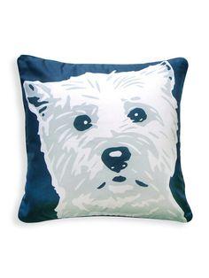West Highlander Reversible Pillow