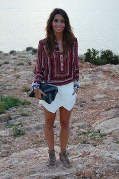 Ethnic blouse http://statebeauty.blogspot.com.es/