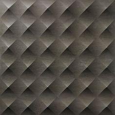 Decorative 3D natural stone wall panel PIETRE INCISE - GEMMA by Raffaello Galiotto Lithos Design
