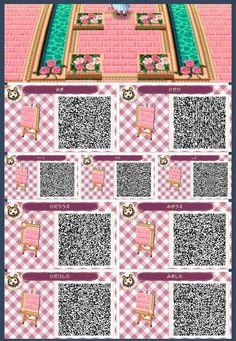 - Animal crossing - Welcome Haar Design Animal Crossing 3ds, Animal Crossing Qr Codes Clothes, Path Design, Flag Design, Animal Games, My Animal, Pink Animals, Cute Animals, Farm Animals