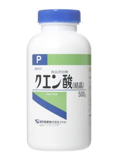 炭酸水の作り方(クエン酸+重曹): 究建築研究室 Q-Labo.