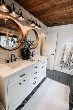 Next Bathroom, Bathroom Renos, Remodel Bathroom, Bathroom Small, Budget Bathroom, White Bathroom, Rustic Master Bathroom, Ikea Bathroom, Bathroom Plants