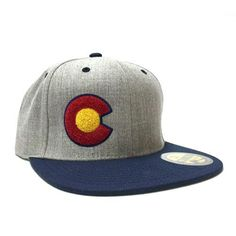 THE MILE HIGH FLATBILL HAT