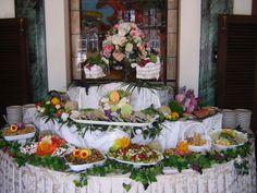 Cocktail Reception | 06 Shadowbrook Wedding Cocktail Reception