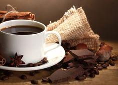 Шоколад, кофе