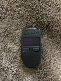 Trezor Hardware Bitcoin Ethereum Wallet 128 X 64 Black for sale online