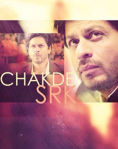 "I love you Srk"" Chak De India, Best Hero, Sr K, Im Sad, Love You, My Love, Bollywood Actors, Shahrukh Khan, Best Actor"