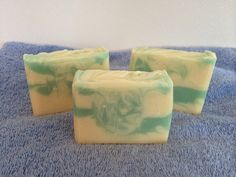 Fresh Linen Handmade Soap