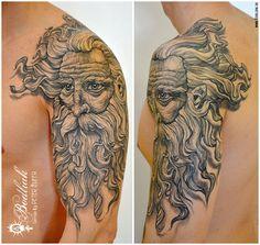 Peter Žuffa 2016 #art #tat #tattoo #tattoos #tetovanie #original #tattooart #slovakia #zilina #bodliak #bodliaktattoo #bodliak_tattoo #slavic_tattoo