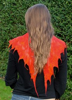 Jennie Loader Feltmaking   Inspiring image gallery   Jennie Loader Felting Felting, Journal, Long Hair Styles, Female, Abstract, Gallery, Beauty, Tops, Decor