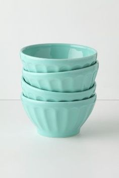 Anthropologie Latte Bowls #anthrofave
