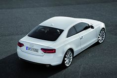 2012 Audi A5 Coupe. Another little something for the garage!