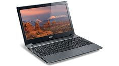 Acer outs C710-2605 Chromebook, 500GB HDD, 4GB RAM, 100GB Google Drive for two years $300