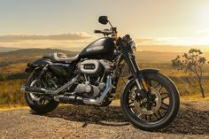 Read our review of the 2016 Harley-Davidson Sportster Roadster XL1200CX: http://motorbikewriter.com/harley-roadster-sport-sportster/