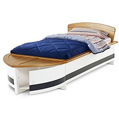 Davinci Thompson Twin-size Boat Bed