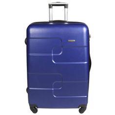 d75db3707 Vesgantti Medium Suitcase with TSA Lock - Lightweight Anti-Scratch Hand  Luggage - 4 Wheel