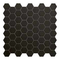 All Hexa Matt mosaics are supplied on a sheet approx.All products within the Hexa Matt range are non-rectified Porcelain tiles. Hexagon Tiles, Hexagon Shape, Mosaic Tiles, Mandarin Stone, Outdoor Tiles, Porcelain Tile, Different Colors, Downstairs Loo, Black