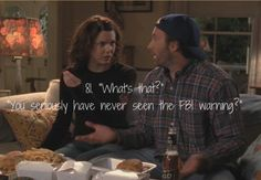 Gilmore Girls Memories - GG - Lorelai and Luke - Lauren Graham - Scott Patterson