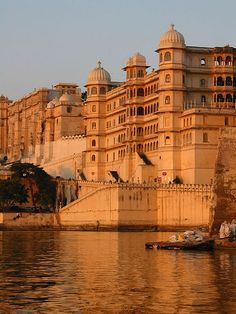 City Palace of Udaipur, Rajasthan, India