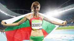 Bulgaria won silver medal at RIO 2016. Bulgarian high jump athlete Mirela Demireva won the silver medal at the Rio 2016 Olympic games. The 26-year old from Sofia ... http://www.novinite.com/articles/175969/Mirela+Demireva+Brings+Home+Silver+Medal+for+Bulgaria+in+Rio+Olympics