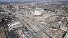 The 430-acre redevelopment site includes the aged Valley View Center in North Dallas.