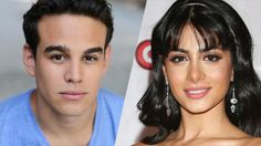 or new isabelle and simon (Alberto Rosende and Emeraude Toubia )