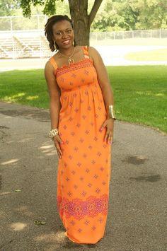 Sew This Summer Sundress in 30min | StyleByBiKé