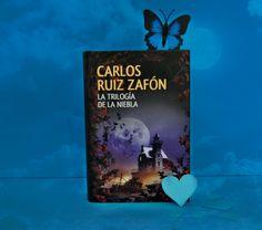 RESEÑA: EL PRÍNCIPE DE LA NIEBLA DE CARLOS RUIZ ZAFÓN. Foto by Avelina