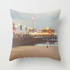 throw pillow cover decorative beach pillow case par MyanSoffia