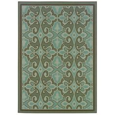 Montego 2335L Outdoor Rug by Sphinx by Oriental Weavers