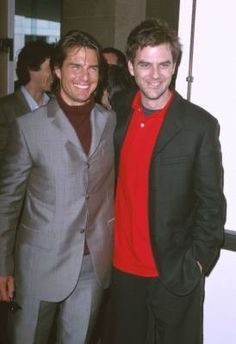 Tom Cruise and Paul Thomas Anderson Thomas Anderson, Tom Cruise, Picture Photo, Toms, Suit Jacket, Breast, Suits, Jackets, Fashion