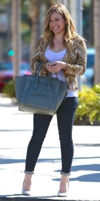Celeb mom style steals: Get Hilary Duff's chic look!