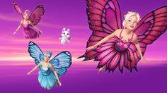 Barbie Movies - Mariposa