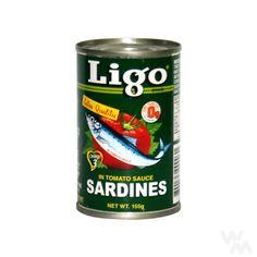 LigoSardinesTomatoSauce-Reg155