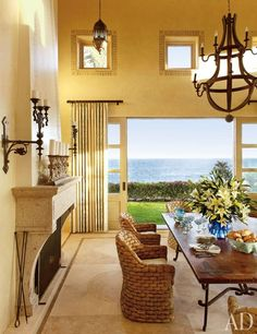 Tour the Santa Barbara beach house designer Abigail Turin renovated for her family Discover the historic Mexican compound of designers Andrew Fisher and Jeffry Weisman  Step inside a Northern California home inspired by Mexican modernism