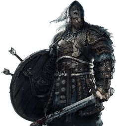 For Honor: The Vikings - Classes & Gameplay Viking Warrior, Viking Age, Dark Warrior, Fantasy Armor, Medieval Fantasy, Twilight Princess, Fantasy Inspiration, Character Inspiration, For Honor Viking